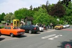 Ausfahrt Treckermuseum Eilitz im Mai 2009