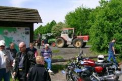Ausfahrt Treckermuseum Eilitz 09_05_2009 _3_